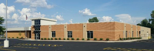 Ashland City Schools - Administrative Offices & Bus Garage