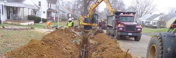 City of Mansfield - Waterline Replacement & Extension