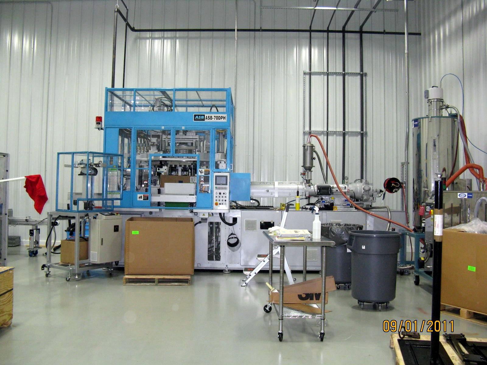Novatex Of North America Simonson Construction Services