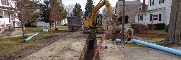 Village of Plymouth - Water Distribution System Improvements