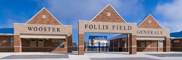 Wooster City Schools - Follis Field Entry Facility